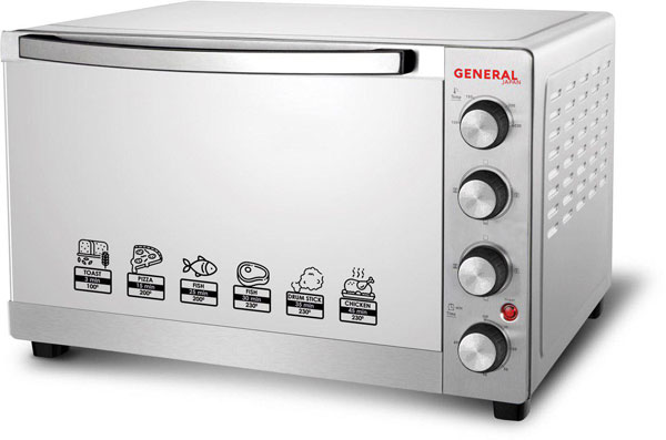 مایکروفر سولاردام المنتی جنرال مدل GE-9805