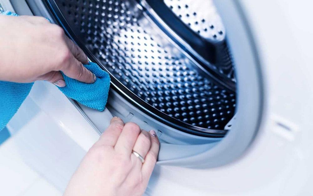 جرم گیری ماشین لباسشویی در یک چشم به هم زدن!