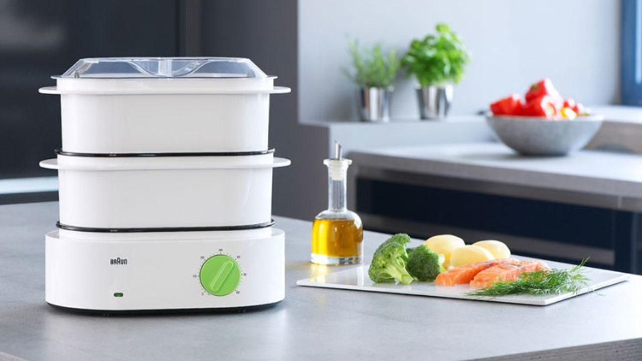 راهنمای خرید بخارپز مناسب جهت طبخ غذای سالم